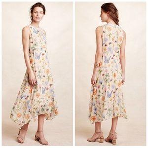 Butter Garden Midi Dress Pankaj & Nidhi